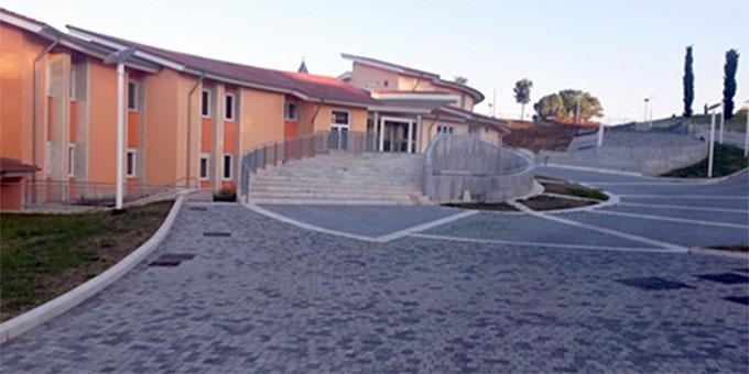 Das neue Schönstatt-Zentrum Belmonte in Rom geht seiner Fertigstellung entgegen