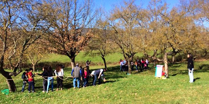 Kinderbetreuung in Loppiano (Foto: www.famiglienuove.org)