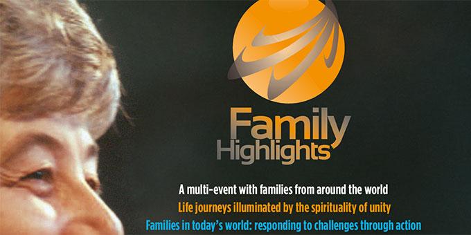 Fokolare-Bewegung: Symposium und Fest zum Thema Familie (Foto: focolare.org)