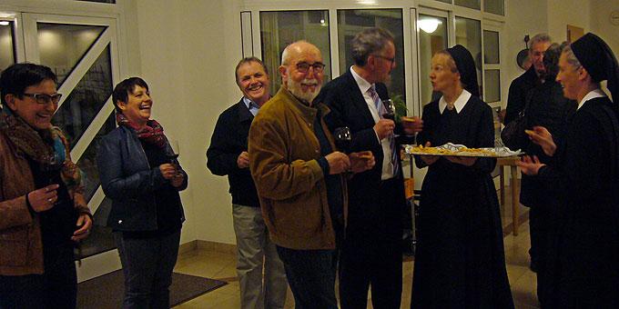 Ein frohmachender Abend mit dem Erleben von Einheit in Vielfalt (Foto: Wehrle)
