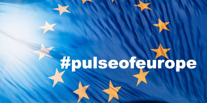 (Foto: #pulseofeurope)