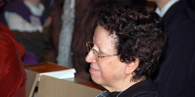 Übersetzerin Pitty Reiche (Foto: Brehm)