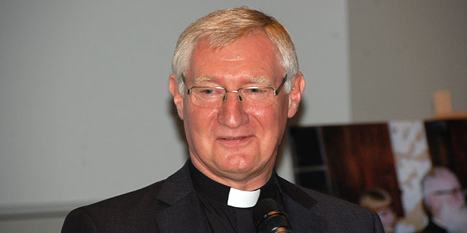 Pater Ludwig Güthlein (Foto: Brehm)