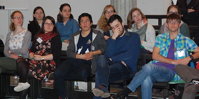 Die MJF und die SMJ sind bei der Delegiertentagung gut vertreten  (Foto: Brehm)