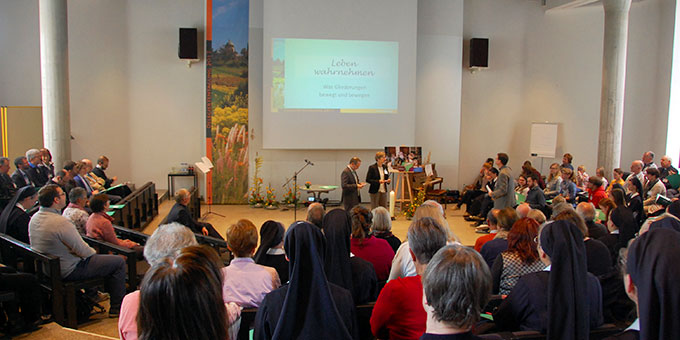 Delegiertentagung im Pater-Kentenich-Haus in Schönstatt (Foto: Brehm)