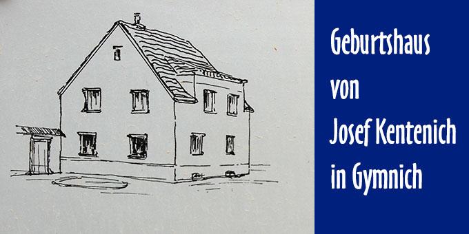 Geburtshaus von Josef Kentenich (Foto: Brehm)