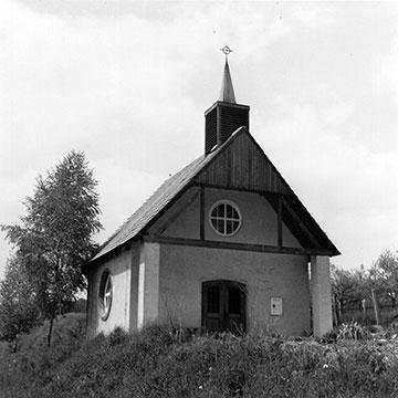 """... und geht weiter mit einem etwas vergrößerten """"Schönstatt-Heiligtum"""" (Foto: Archiv)"""