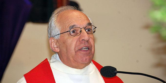 Pater Theo Breitinger, Provinzial der Schönstatt-Patres der Sion-Provinz (Foto: Brehm)