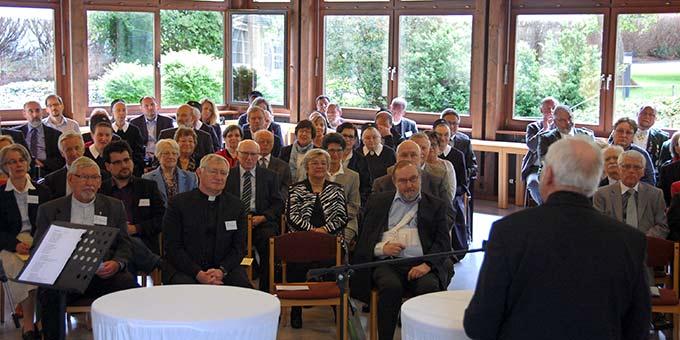 Ein interessiertes Publikum (Foto: Brehm)