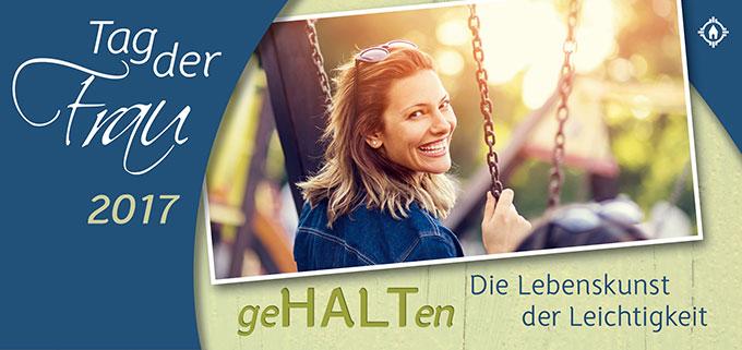 Flyer Cover zum Tag der Frau 2017 (Foto: Tag der Frau)