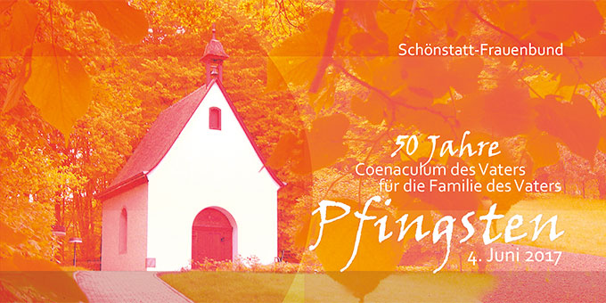 50 Jahre Coenaculum des Vaters für die Familie des Vaters (Grafik: Grabowska)