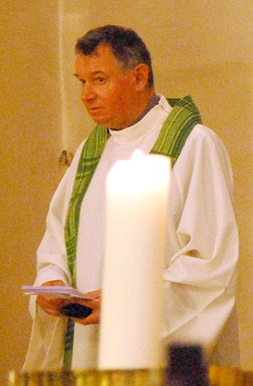 Pater Otto Amberger ISch (Foto: Brehm)