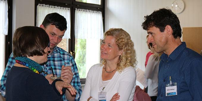 Austausch über Familienpastoral (Foto: Ulrike Wurm)