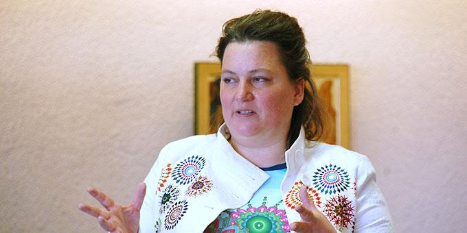 Dr. Alicia Kostka (Foto: Brehm)