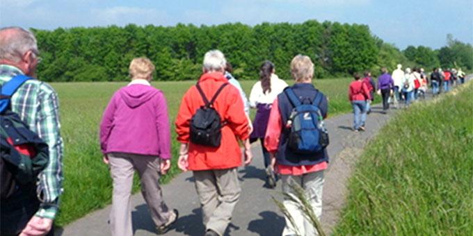 Pilgertag von Gymnich aus (Foto: Schlömer)