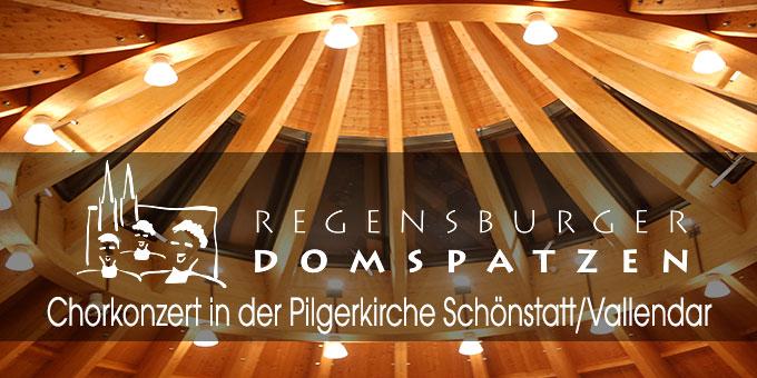 Regensburger Domspatzen singen in Schönstatt/Vallendar (Foto: Brehm)