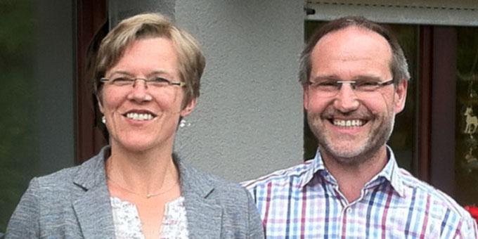 Ehepaar Manuela und Peter Miller komplettiert die Hauptstandesleitung der Schönstatt-Familienbewegung (Foto: AUTOR)