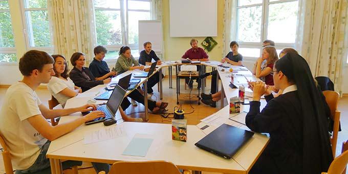 NdH Kernteam - Plenumstreffen (Foto: Matt)