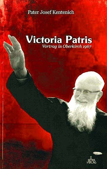 "Cover des Buches ""Victoria Patris"" (Foto: Patris Verlag)"