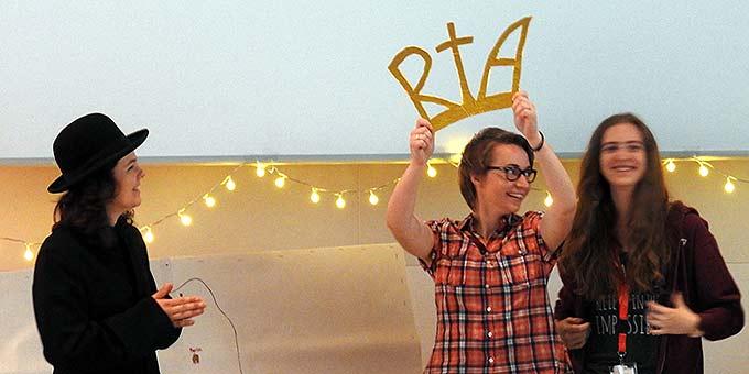 Auf den Spuren der RTA-Krone (Foto: Sr. Marion McClay)