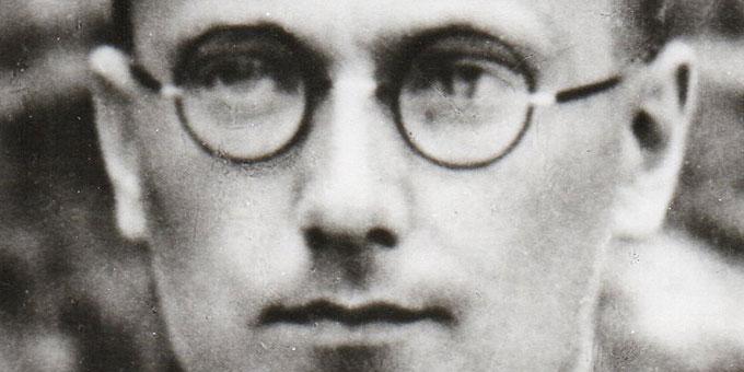 Pater Franz Reinisch, * 1. Februar 1903, + 21. August 1942 (Foto: Archiv)