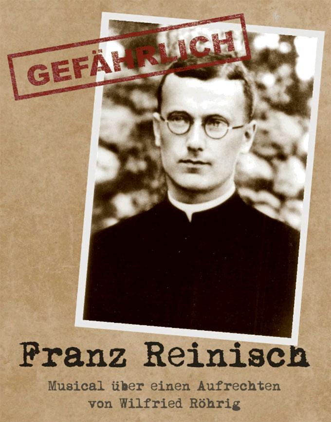 Franz-Reinisch-Musical-Plakat (Foto: rigma.de)