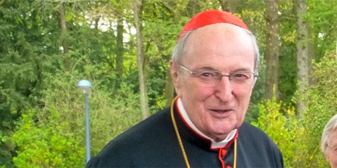 Kardinal Joachim Meisner (Foto: Archiv)