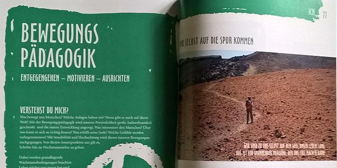 Cover von Unser Weg spezial: Fünf Leitsterne der Pädagogik - Bewegungspädagogik