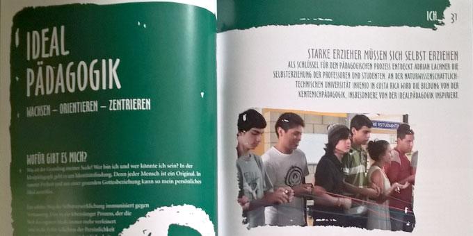 Cover von Unser Weg spezial: Fünf Leitsterne der Pädagogik - Idealpädagogik