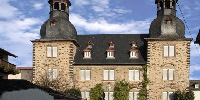 Die Wildburg - ein historisches Gebäude in Vallendar (Foto: Brehm)