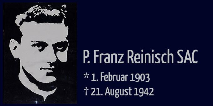 Franz Reinisch-Plakat