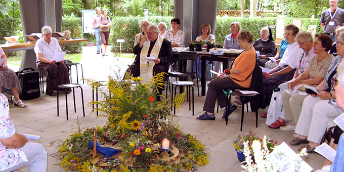 Gebetszeit (Foto: Große Böckmann)