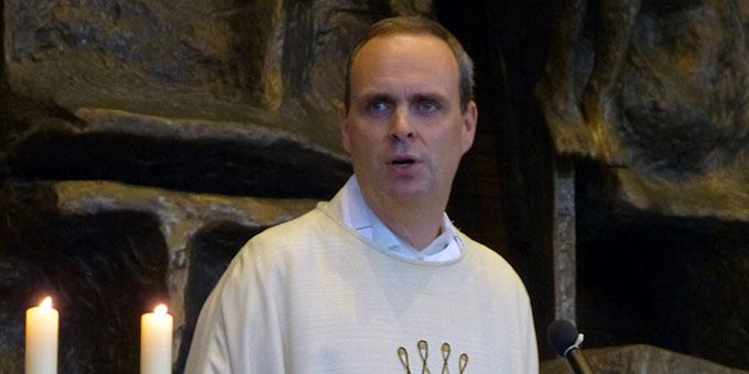 Predigt: Propst Christoph Rensing (Foto: H. Schroeder)