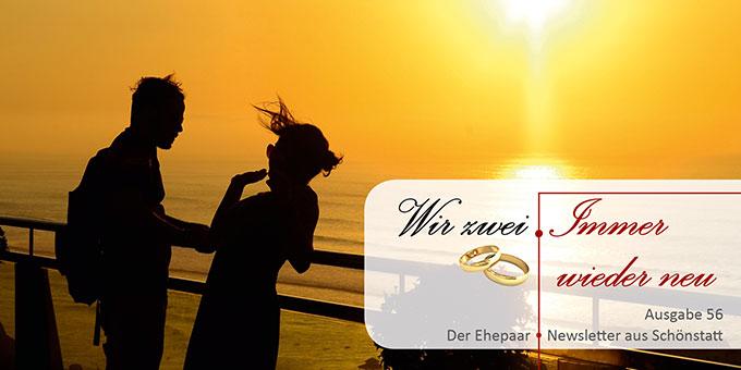 "Ehepaar-Newsletter 08/2017 ""Wir zwei - Immer wieder neu"" (Foto: StockSnap - pixabay.com)"