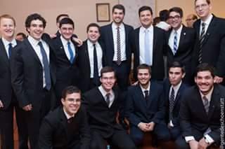 Noviziat der Schönstatt-Patres in Paraguay: Junge Männer aus 10 Ländern, darunter einer aus Deutschland (Foto: Javier Vera fotografía)
