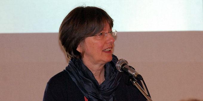 Referentin Claudia Brehm aus Schönstatt/Vallendar (Foto: Hbre)