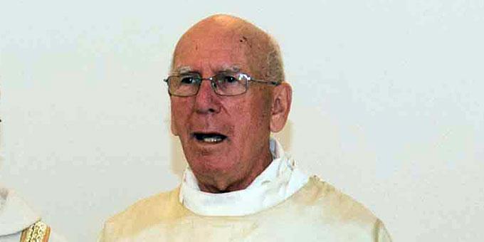 Pater Klaus Krenz ISch feierte goldenes Priesterjubiläum (Foto: Neumann)