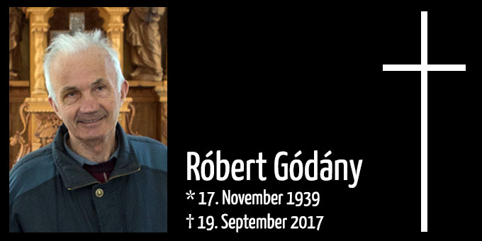 Robert Godany (Foto: privat)