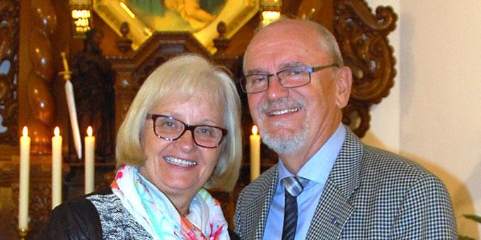 Elfriede und Hans-Joachim Etzhold (Foto: Brehm)