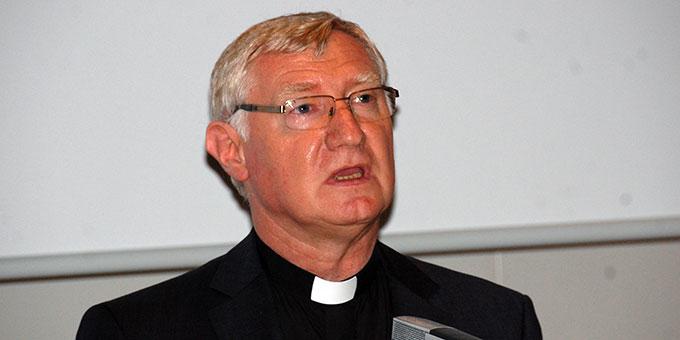 """""""Was von der Begegnung mit Pater Kentenich wird zu einem Feuer in mir?"""" (Foto: Brehm)"""