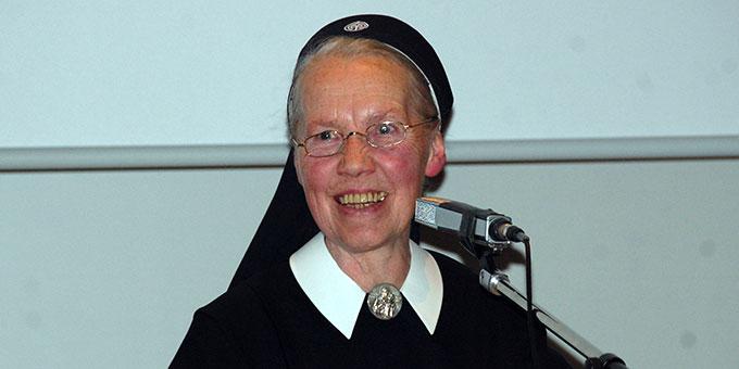 Schwester M. Pia Buesge (Foto: Archiv)
