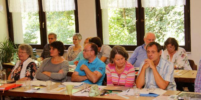 Regio-Kapitel des Instituts der Schönstattfamilien (Foto: Mucha)