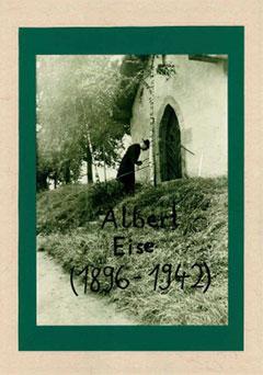 """Deckblatt des Gedenkblattes im Gedächtnisbuch """"Namen statt Nummern"""""""