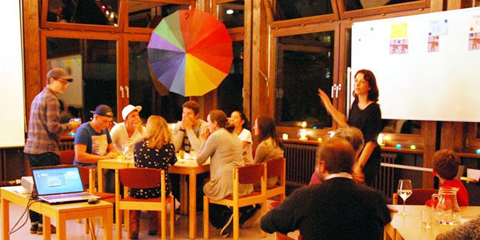 Singles, Pärchen und Familien trafen sich zu den Vielfalttagen (Foto: Heizmann)