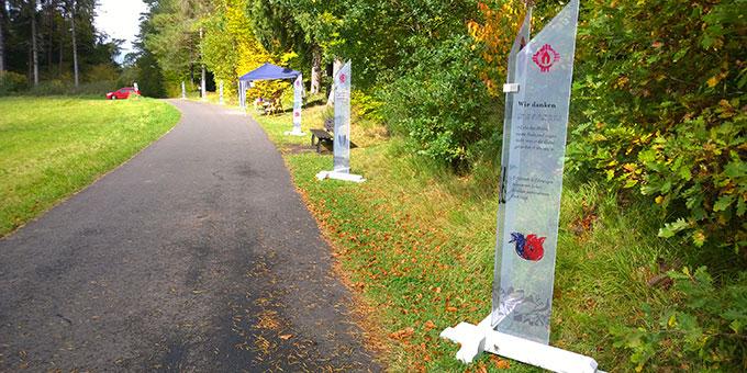 Impression vom Eheweg in Geroldstein (Foto: Schlüter)