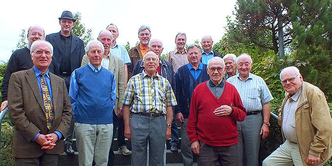 Die Verantwortlichen der Schönstatt-Männerbewegung im Erzbistum Freiburg trafen sich in Oberkirch zu ihrer Diözesankonferenz (Foto: Schemel)