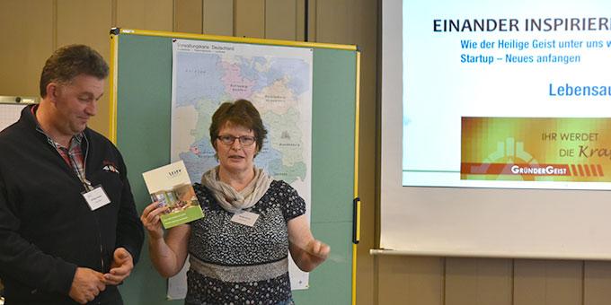 Infos von der Josef-Kentenich-Schule in Kempten Leubas (Foto: Kröper)