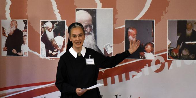 Impuls: Schwester M. Louise Schulz (Foto: Kröper)