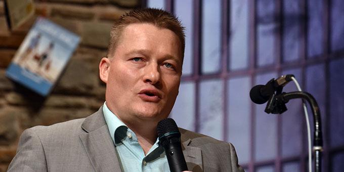 Georg Schick (Foto: Kröper)