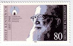Briefmarke aus dem Jahr 1984 (Foto: Archiv)